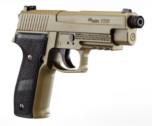 SIG SAUER P226  177 CO2 Air Pistol - Windrow Sports