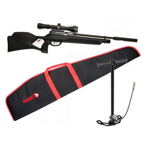 Gamo Phox  22 Air Rifle outfit - Windrow Sports